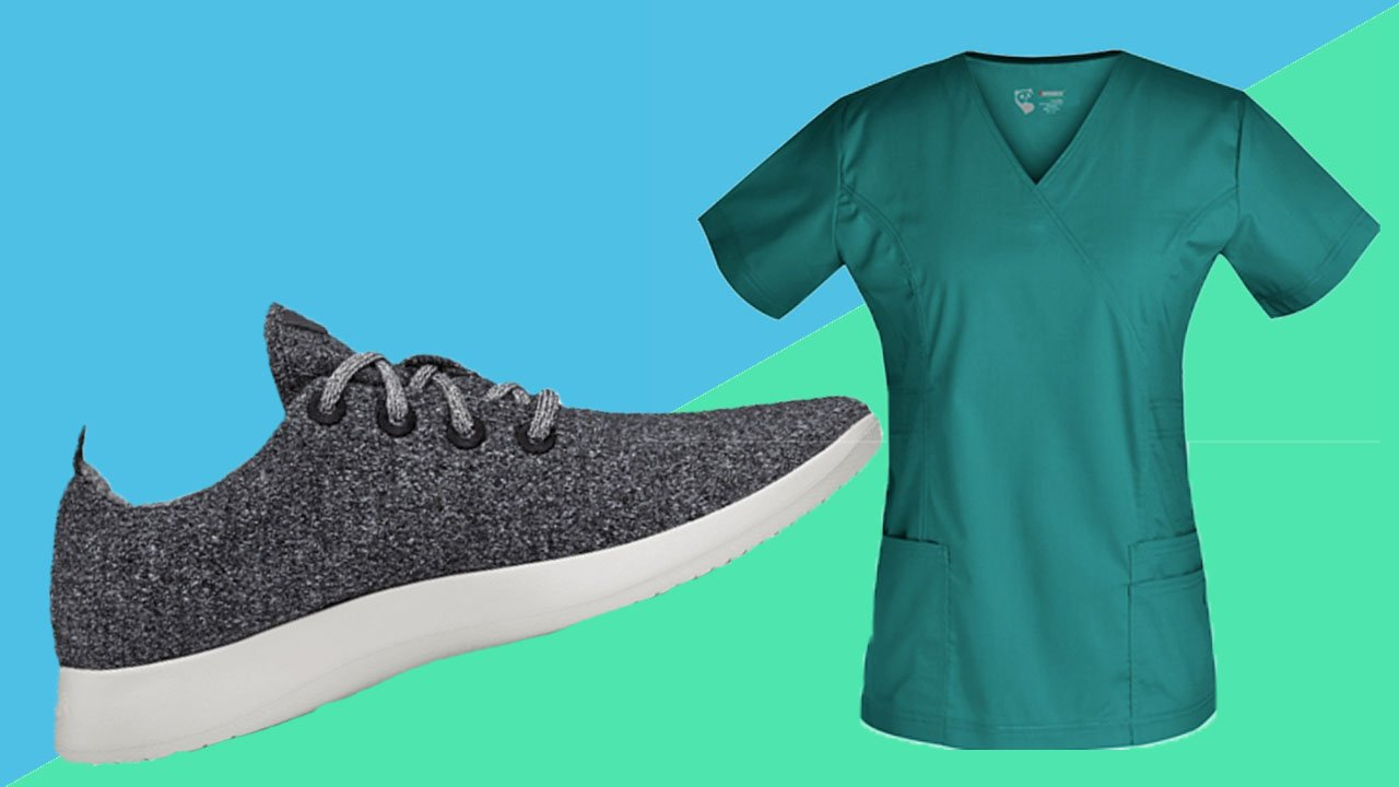 AllBirds Shoes for Nurses & Healthcare Workers Review