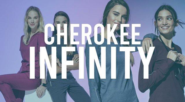 cherokee-infinity-scrubs-title