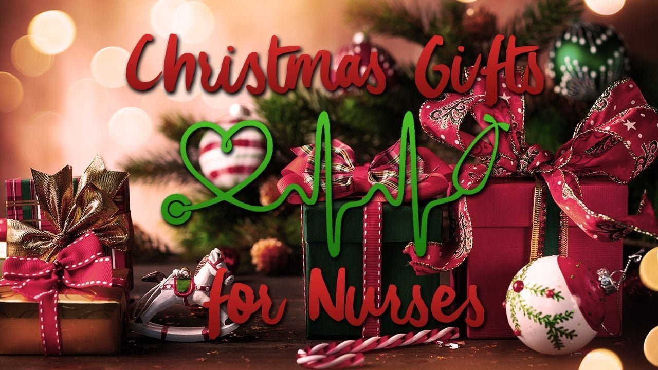 30 of the Best Christmas Gifts for Nurses (What They Want!)