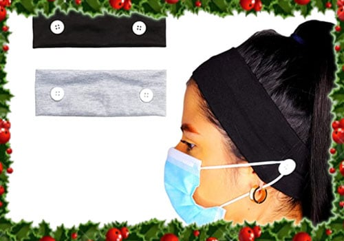 headbands-with-buttons-for-mask-nurse-christmas